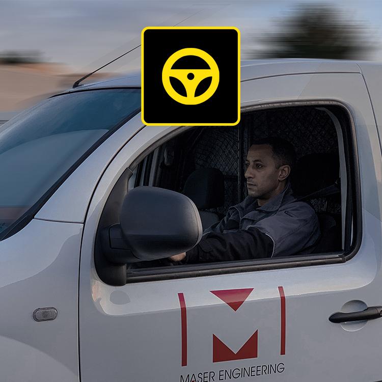 Conduite de véhicules