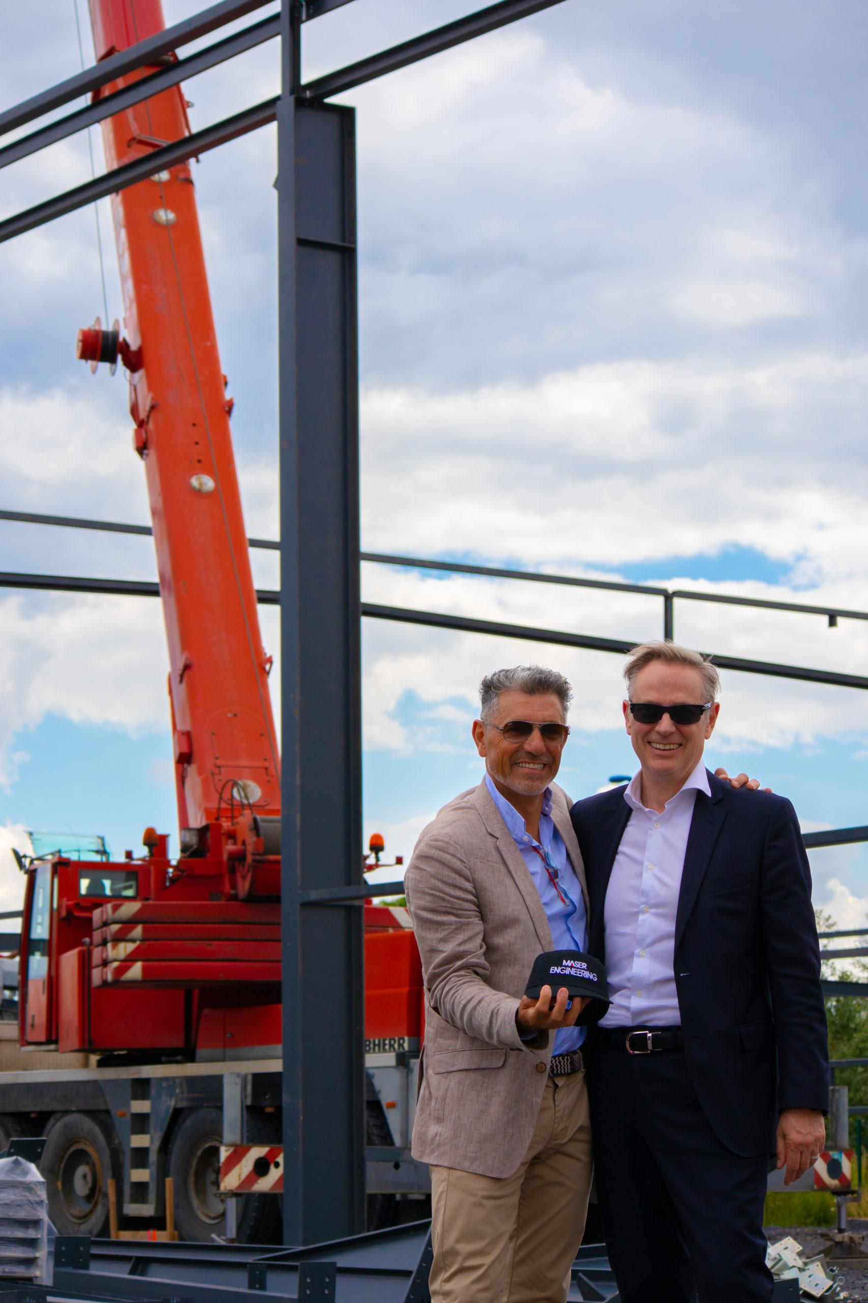 Maser Engineering – Vincent Caiola & Didier Boutet