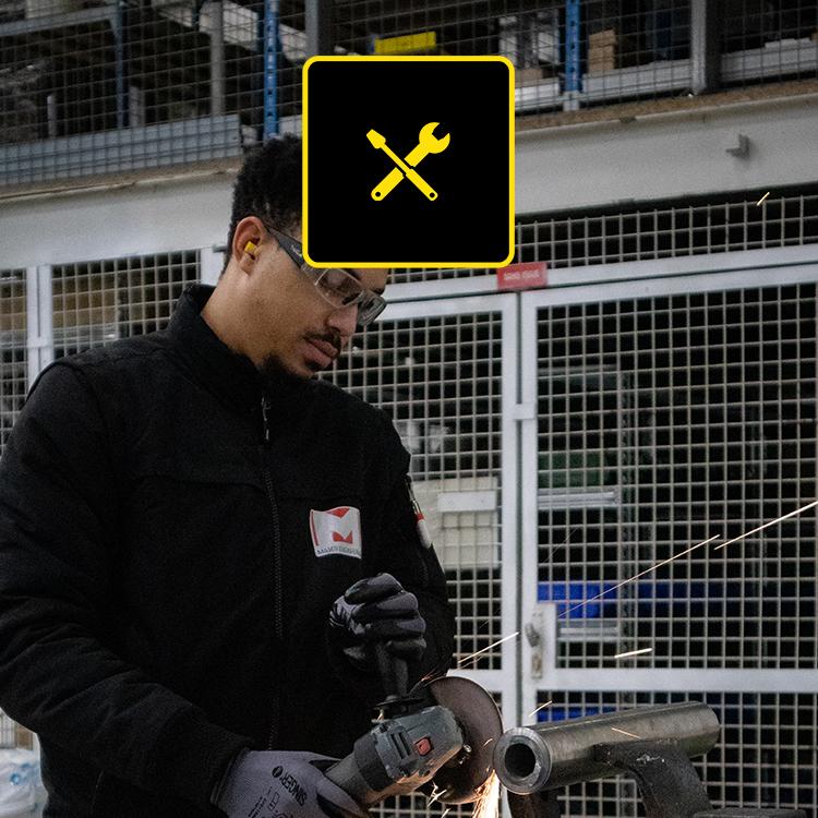 Interventions sur les équipements_