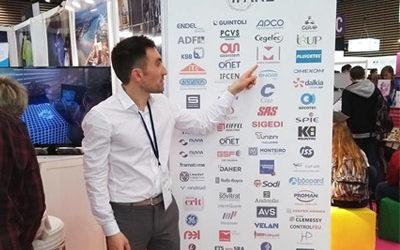 Maser Engineering présent au Mondial des Métiers